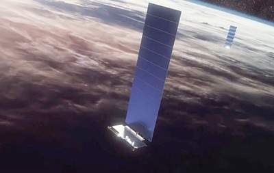 Starlink едва не столкнулся со спутником британской OneWeb