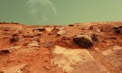 Вертолет NASA осуществил посадку на Марсе