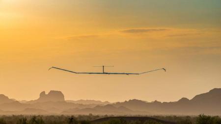 Псевдосупутниковий дрон Airbus Zephyr досяг рекордної висоти: цифра вражає